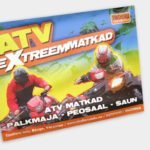 Tindioru Digital Printing PVC ATV Safari Outdoor Banner