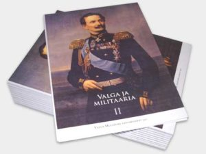 Valga Museum Yearbook Offset Perfect-bound Brochure